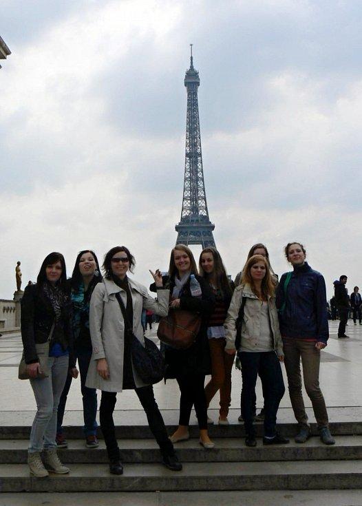 Balanc si taneční výlet do Paříže užil.