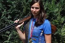Lucie Rylichová má za sebou největší úspěch kariéry.