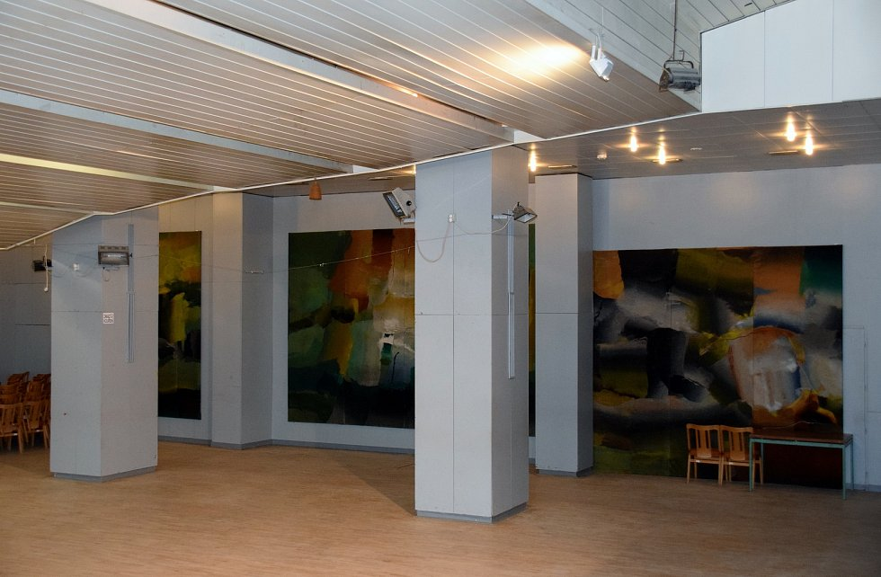 Kulturní dům Delta v Břeclavi nyní prochází rekonstrukcí