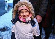 Břeclav zažila v pátečním odpoledni tradiční tříkrálový průvod.