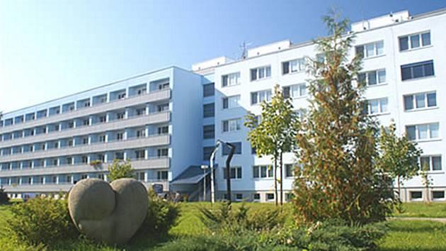 Břeclavská nemocnice.