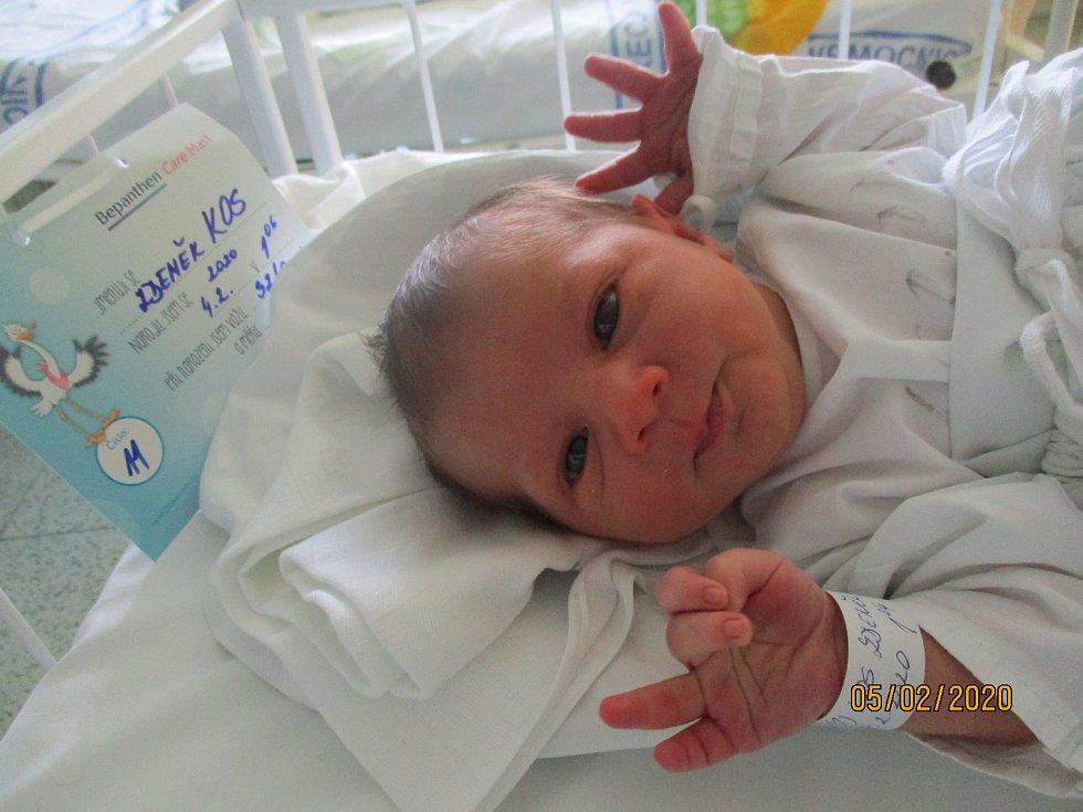 Zdeněk Kos, Šakvice, 4. února 2020, 1.06, Nemocnice Břeclav, 3260 gramů. Foto: Monika Švestková