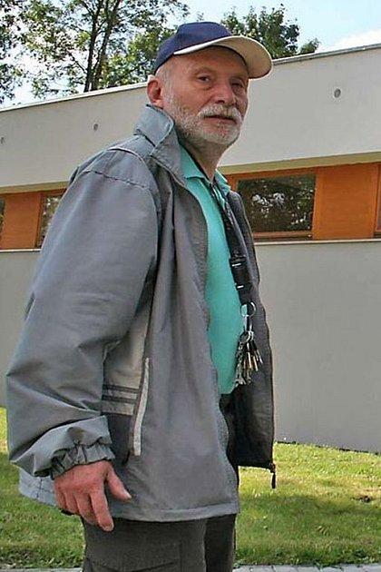 Poštoran Karel Křivánek v lednu oslavil šedesátku