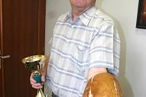 Majitel pekárny Maja Antonín Šmíd