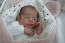 Nina Bílková, Velké Bílovice, 21. července 2020, 13.25, Nemocnice Břeclav, 47 centimetrů, 2840 gramů.