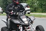 Národopisný areál ve Tvrdonicích obsadilo o víkendu několik stovek motorkářů. Přijeli na v pořadí už páté Motohody na Podluží.