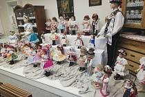 I Muzeum obce Kobylí zůstává nyní kvůli epidemickým omezením zavřené. Správci využili času k opravám a úklidu. foto: archiv muzea