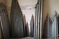 V bořetickém kostele mají z konce loňského roku opravené varhany.