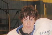 Břeclavský hokejový obránce Foral