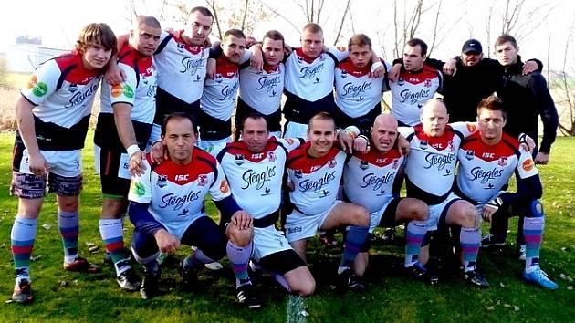 Mikulovským rugbystům se premiérová sezona nadmíru povedla.