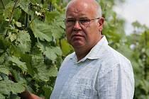 Ladislav Sečkář z Moravské Nové Vsi, bývalý ředitel Okresní agrární komory Břeclav.