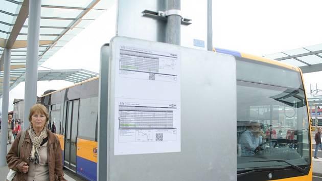 Dopravní terminál je v Břeclavi je již v provozu.