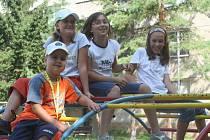 Děti ve větších městech ale nemají moc příležitostí, jak si prázdnin užít.