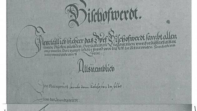 Hlohovec založili před 450 lety Charváti