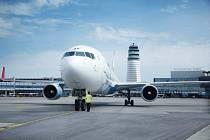 Letiště Vídeň.