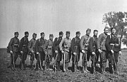 Dobrovolné jednotky Stráže obrany státu na Valticku.