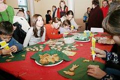 V břeclavské synagoze odstartovaly křesťanské svátky.