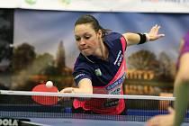 Zkušená Dana Čechová se dostala před finálovou sérií do výborné formy.