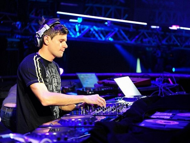 DJ Michal Poliak.