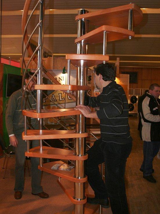 Prodejní a prezentační výstava s názvem Stavíme, bydlíme