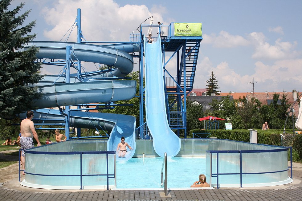 Tuto sezonu bylo letní koupaliště v Dubňanech zavřené.