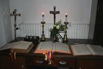 Noc kostelů v Hustopečích.