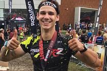 Roman Tóth se našel ve Spartan race.