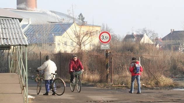 Cukrovar v Břeclavi