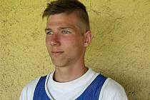Mladý záložník osmnáctky MSK Břeclav stále čeká na svou příležitost v nejstarším dorostu.