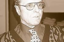 Bývalý ředitel okresního archívu v Břeclavi Emil Kordiovský.