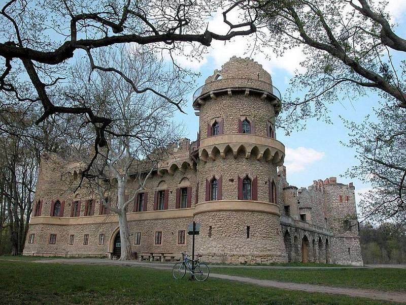 Janův hrad. Ilustrační fotografie.