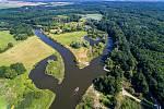 Porotu zaujal projekt napojení odstavných ramen řeky Dyje.