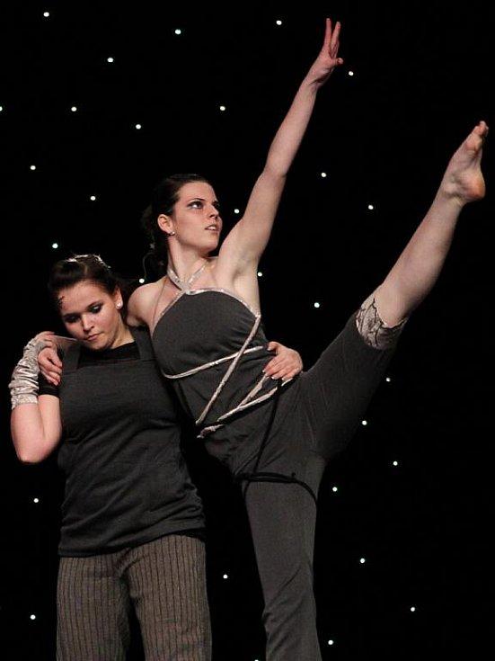 Velkobílovická taneční skupina Balanc.