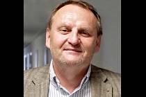 Bývalý šéf představenstva břeclavské společnosti Gumotex Jiří Kalužík.