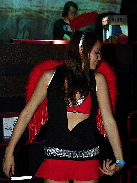 Taneční párty v Tvrdonicích.