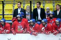 Čeští hokejisté do osmnácti let loni na pár dní pobláznili Břeclav. Budou mít letos možnost si to zopakovat?