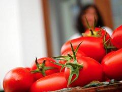 Slavnosti rajčat v Břeclavi.