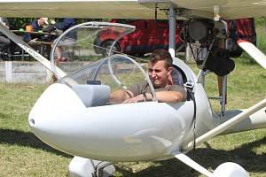 Letiště v Bořeticích patřilo o poslední květnové sobotě soutěži pilotů a navigátorů velmi lehkých letadel.