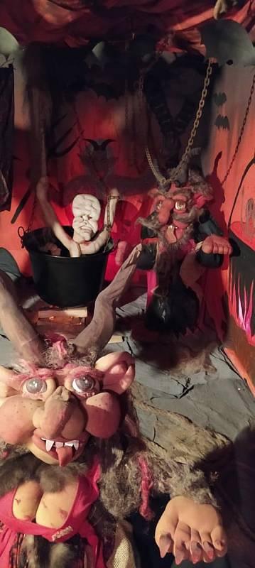 Do světa pohádek zavede výstava loutek v Šakvicích.