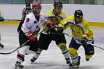 První příprava A–týmu HC Břeclav s prvoligovou slovenskou Senicí prohrála 0:3.