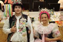 V Němčičkách v sobotu večer odstartovali plesovou sezonu.