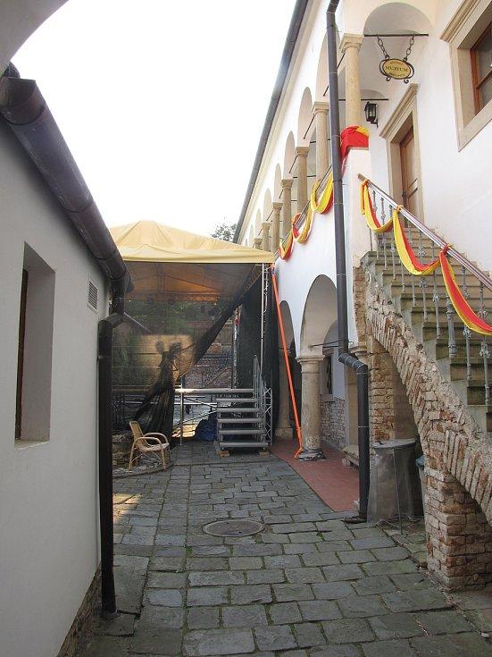 Hustopečský dům U Synků.
