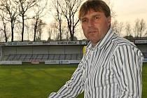 Sportovní ředitel MSK Břeclav Vladimír Michal.