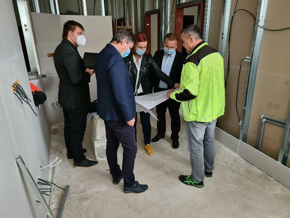 Pacientům v Břeclavi bude sloužit magnetická rezonance.