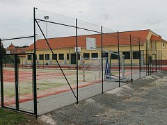 Sportovní hřiště. Ilustrační foto.