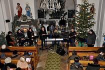 V šakvickém kostele zahraje kapela Srdce