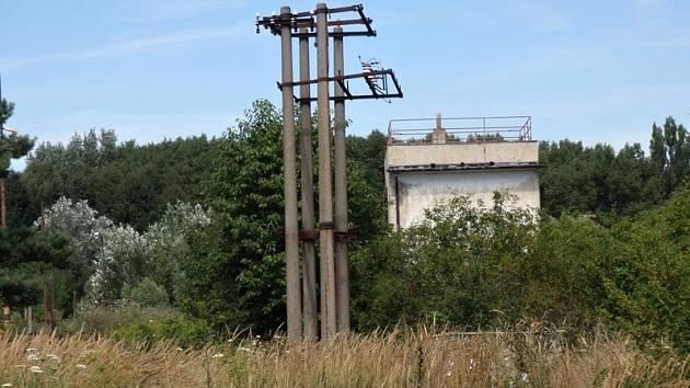 Bývalé vojenské cvičiště u Mikulova - ilustrační foto.