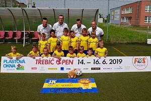 Břeclavští fotbalisté do sedmi let vyhráli v Třebíči sedm utkání.