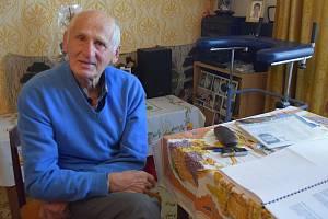 Karikaturista Václav Ernest