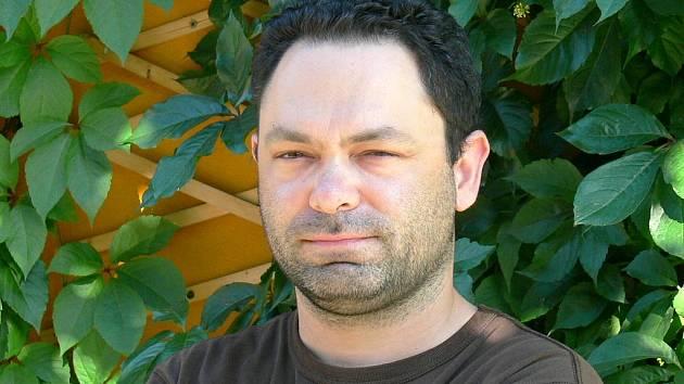 Zakladatel a provozovatel klubu Piksla Václav Hanzl.